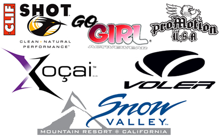 Some of our Mtn Bike Sponsors