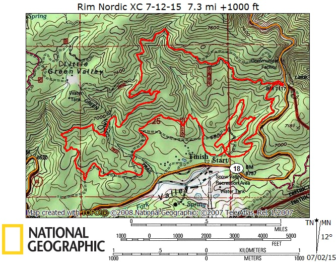 XC Course July 12 2015(1)