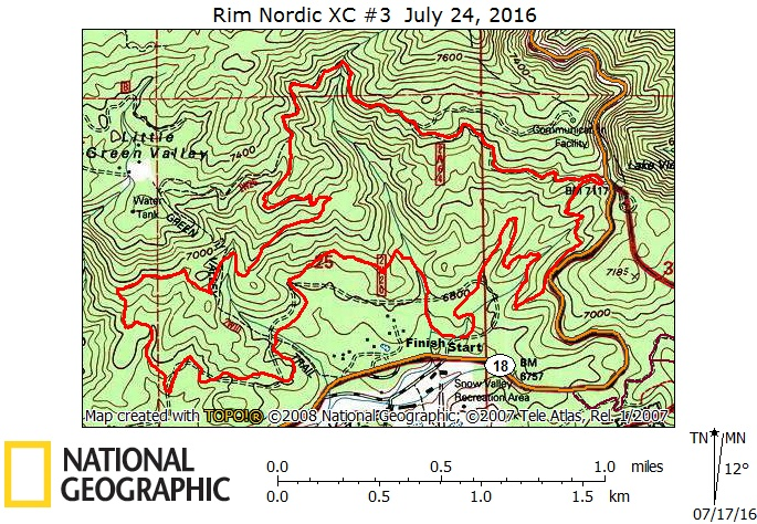 July 24, 2016 XC revised