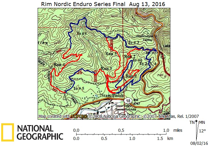 2016 Enduro Series Final